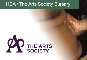 HCA / The Arts Society Bursary