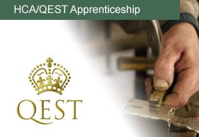 HCA/QEST Apprenticeship