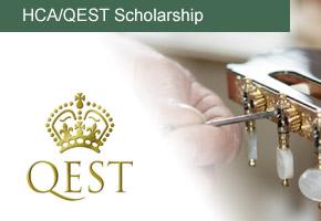 HCA/QEST Scholarship