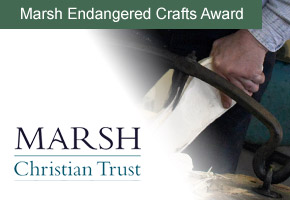 HCA/Marsh Endangered Crafts Grant